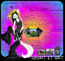 Shout It Out by kittywinter