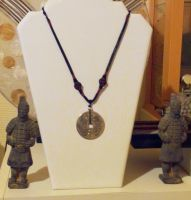 COLLIER PIECE CHINOISE by pixels-addict