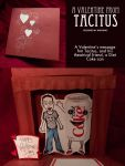 Valentine for Tacitus by pinguino