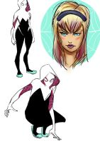 gwen stacy dsc by Vimes-DA