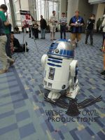 R2D2 by OtakuDude83