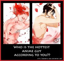 Hottest Anime guy by enchantic-erza