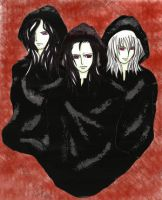 The Volturi Clan by... by Twilight-fan-club
