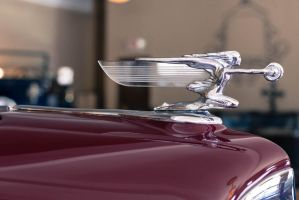 Packard Goddess of Speed Hood Ornament by PLutonius