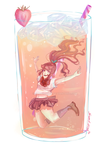 Gou Summer Drink~! by Sweet-Hime