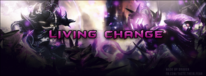 Living Change by Kyle-Garland