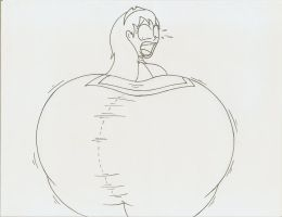 COM Lucina's Massive Booty by Robot001