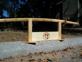 Take 'bamboo' Katana Complete by dk1luvally