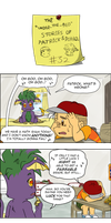 Luck of The Patrick by ChibiDonDC