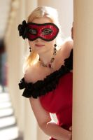 masquerade II by st3rn1