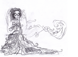 Miss Havisham by Mrs-Lovett-da-Pirate