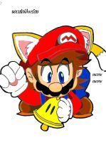 Neko Mario by vocaloid02fan