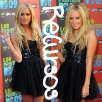 Recursos de la portada Ashley Tisdale by EugeeTinistaForever