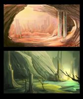 Environment practices by Pertheseus