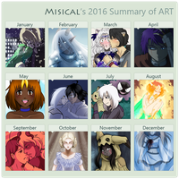 Summary of Art 2016 by Misical