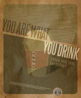Starbucks defines you. by melito