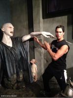 James and Voldemort by BTRMusic