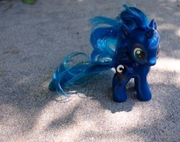 Filly Princess Luna Custom by Agony-Roses