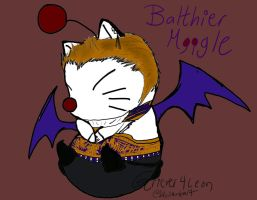 Balthier Moogle by Griever4Leon