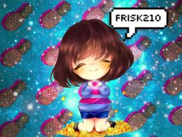 frisk210 wallpaper by Rarer4ever
