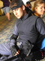 Solid Snake Cosplay MGS1 by MichaelGearSolid