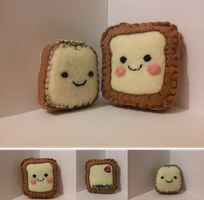 Bread Brothers by SillyArtist