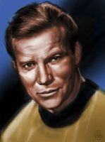 James Tiberius Kirk by Frayna77