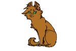 Squirrelflight by Bloodfangdawolf