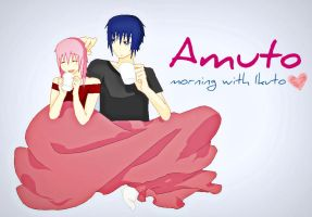 Morning with Ikuto by TsukiyoNoMarionette