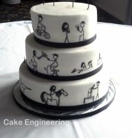 XKCD Cake 2 by cake-engineering