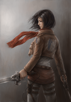 Mikasa by IcarusArK