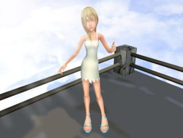 Namine facial +DL by Sleepinginwonderland