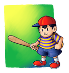 Ness by bad13