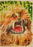 ATC Fizzgig by waughtercolors