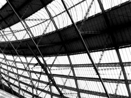 Liverpool Lime Street by graphic-rusty