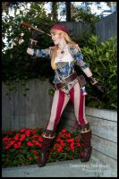 Strife Cosplay: Caprice 5 by Mink-the-Satyr