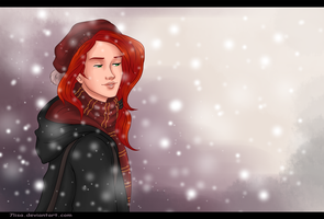 Snow by 7Lisa