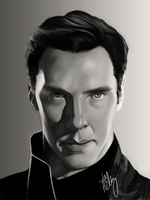 Benedict by SpiffyMai