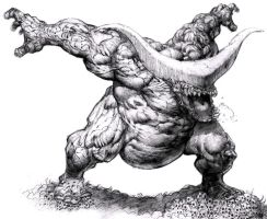 druc the meat hulk by dannycruz4