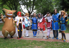 Early Abyss Group Shot by crystal-kyogre