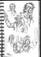 Jonah Hex sketches by vibog-3