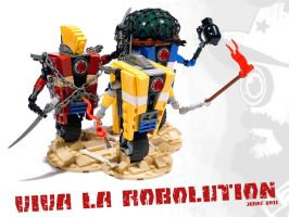 Viva la Robolution! by Scharnvirk