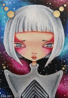 Astro Girl by ElaTell