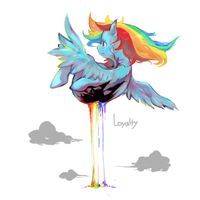 rainbowed by sjui00