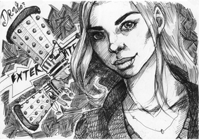 Rose Tyler by sunshiver
