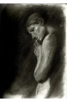 Figure Drawing by Draw-a-holic