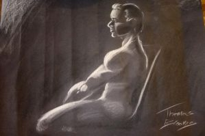 my life drawing by torokthetroll