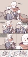 .Undertale Fancomic: Annoying Dog - Page 15.+ by Kintanga