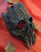 The Mask of Malsum by SylvanSmith