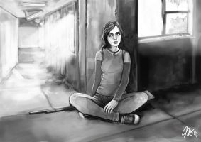 Ellie The Last of Us by minoanoa